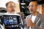 carrozzeria CYBER NAVI ~対談企画~ カーナビデザインの新たな基準を作り出したそのフォルムに迫る!!