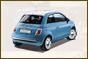 【FIAT】今週末はフェア!500の原点、名車NUOVA 500をオマージュしたレトロ感あふれる限定車も登場!