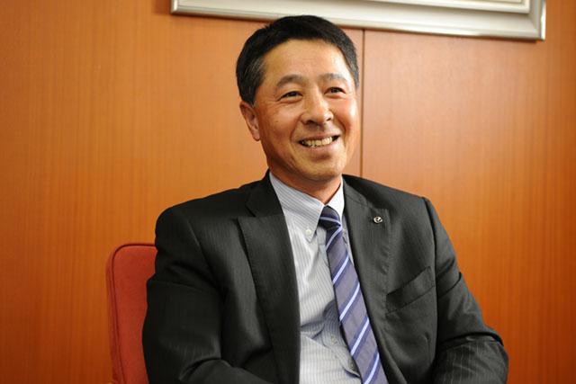 社長に訊く~マツダ株式会社 代表取締役社長 兼 CEO 小飼 雅道~