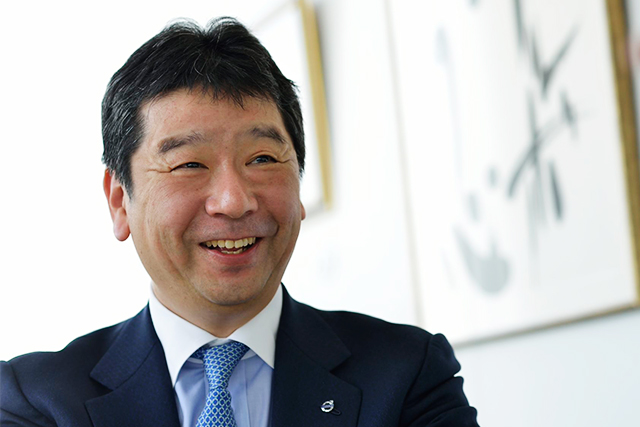 社長に訊く ~ボルボ・カー・ジャパン株式会社代表取締役社長 木村 隆之~