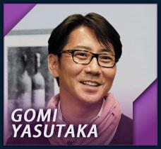 GOMI YASUTAKA