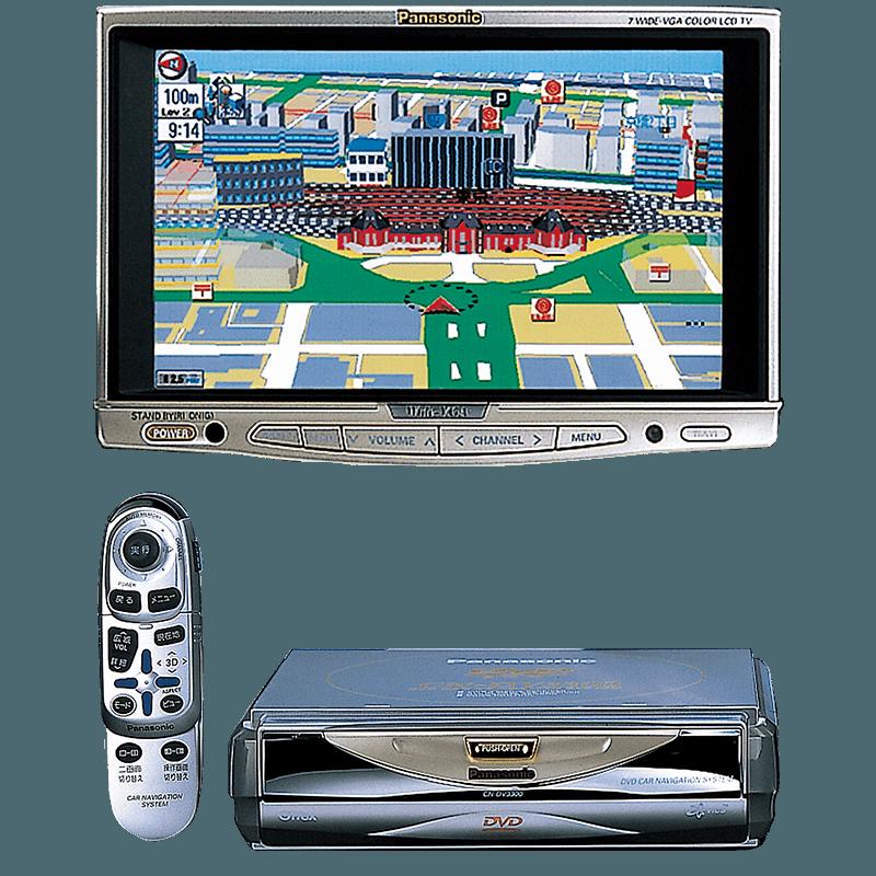 CN-DV3500XD