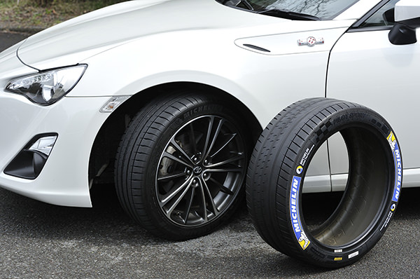 MICHELIN PILOT SPORT 4 =Photo No.12=