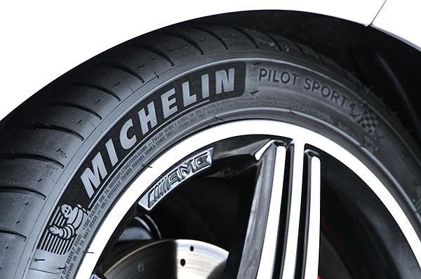 MICHELIN PILOT SPORT 4 =Photo No.5=