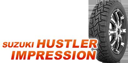 SUZUKI HUSTLER IMPRESSION