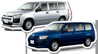 トヨタ プロボックス&サクシード